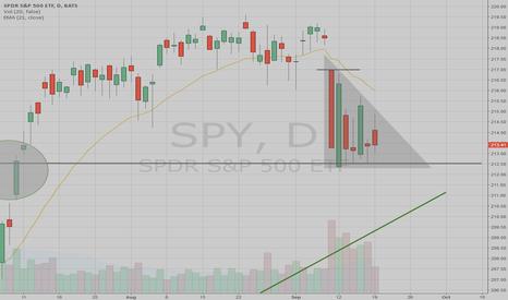 SPY: What Is Next For SPY ???
