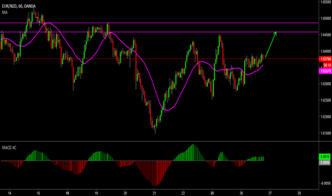 EURNZD: Few Pips to close the day