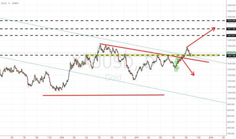 XAUUSD: 黄金未来半年大涨