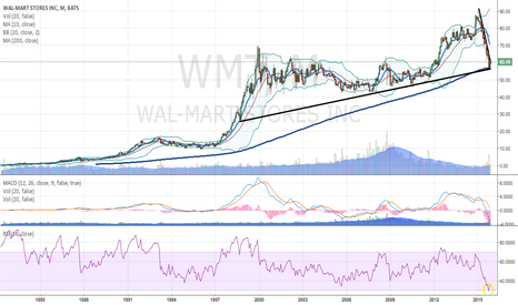 WMT: Hate the store, love the stock