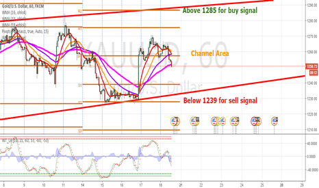 XAUUSD: Possible Gold (XAUSUSD) Movements (Updated)