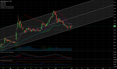 ANF: ANF Following Linear Regression Channel