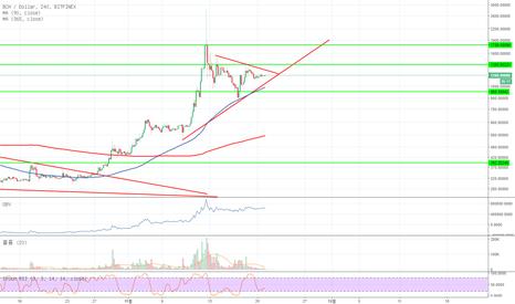 BCHUSD: BCH/USD Bitfinex 11/21
