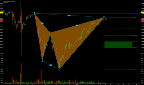 BTCUSD: Bearish Shark