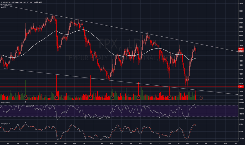 TPX Stock Price and Chart — NYSE:TPX — TradingView
