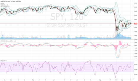 SPY: Very clear Wave IV Triangle