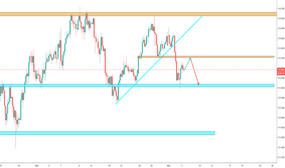 USDJPY: USD/JPY - Will we fall further?