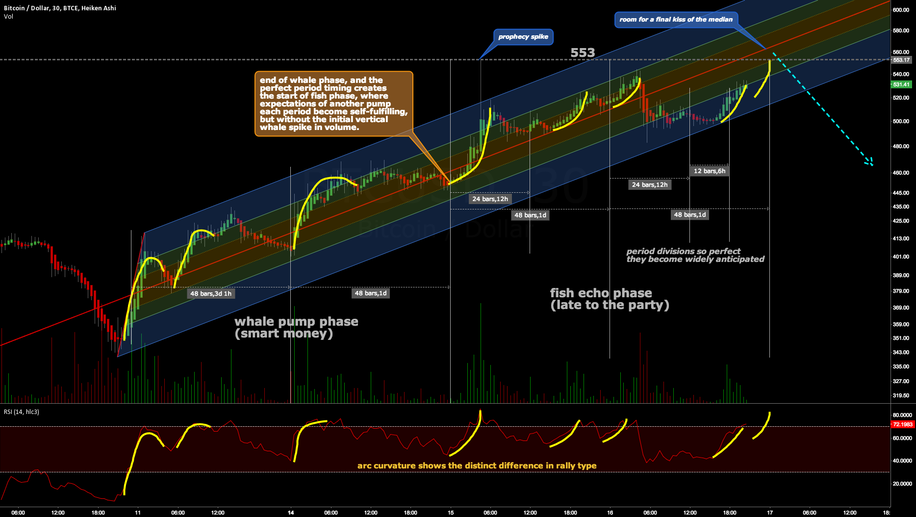 anatomy of a chinese pump rally, long overdue for a correction