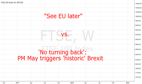 FTSE: A Hard Brexit Is Likely Not To Occur Even Theresa May Telling It