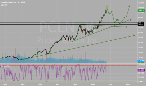 PCLN: Bubble Alert: Priceline