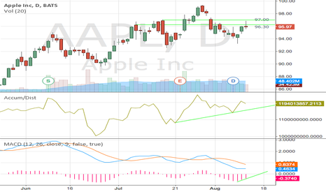 AAPL: Should I long $AAPL already?