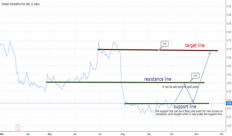 TENX: buy now and wait ! (road of resistance)