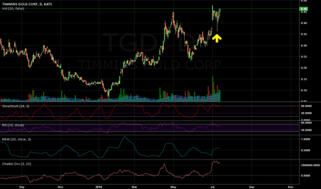 TGD: Bought TGD, Adding to GSS