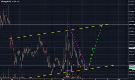 BLKBTC: Треугольник BlackCoin
