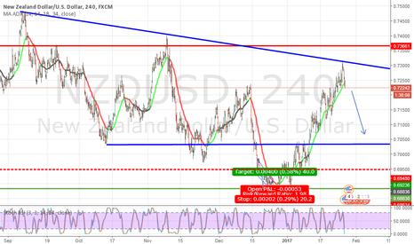 NZDUSD: NzdUsd short speculation