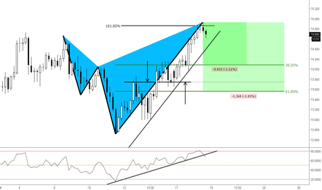 NZDJPY: (4h) Bearish @ 161%