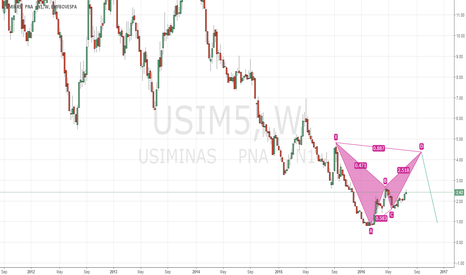 USIM5: USIM5 bat pattern