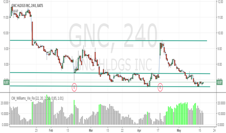 GNC: GNC High Risk, High Reward