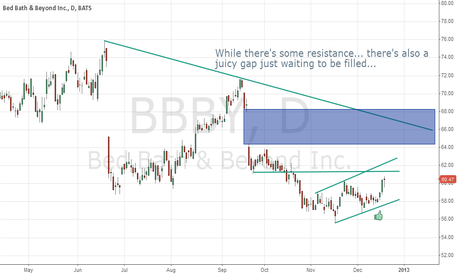 BBBY: BBBY Pre-earnings