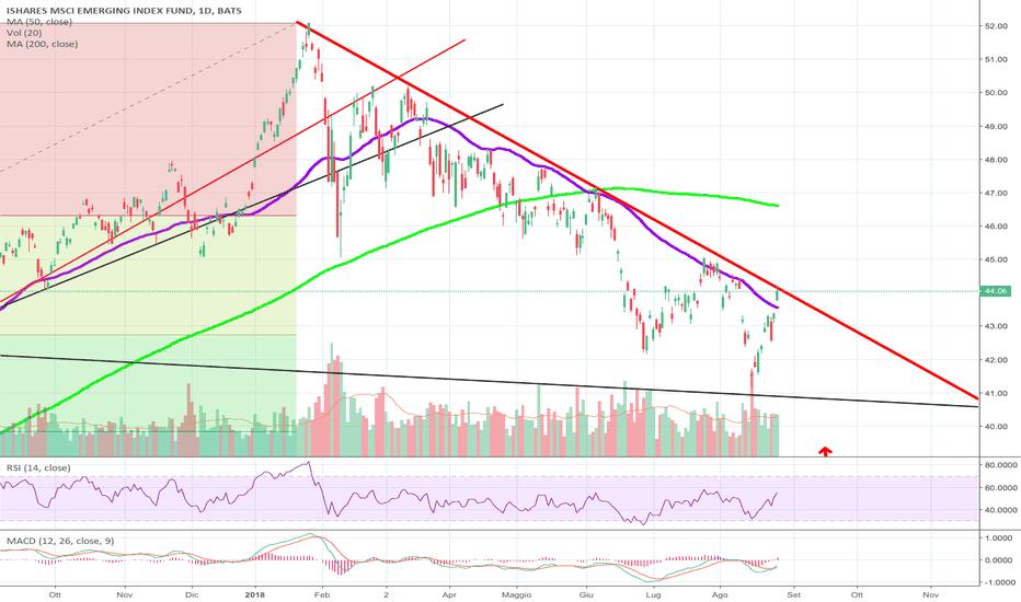 EEM: EEM emerging mrkets rischiamo anche qua!??!