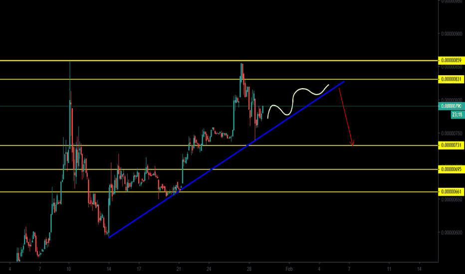TRXBTC: TRX You Are Wrong! Don't Short Yet ~