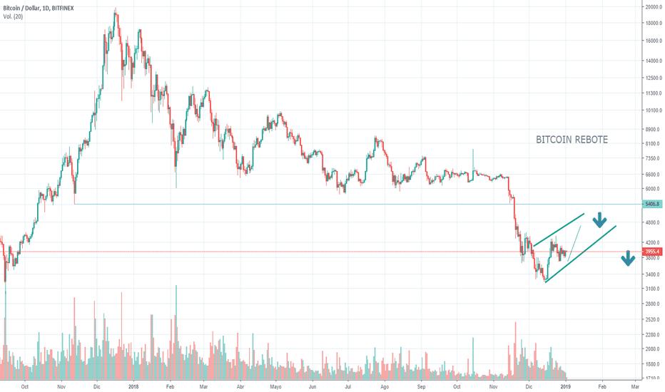 BTCUSD: Bitcoin rebota.