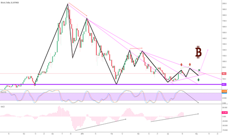 BTCUSD: Forget about 7,000 lower bitcoins!