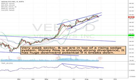 VEEV: VEEV - Watching for Short opportunity