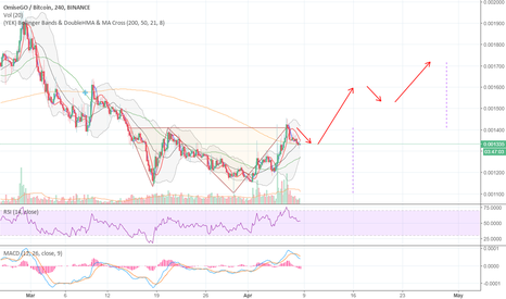 OMGBTC: OMGBTC: Double Bottom Formation Completed