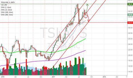 TSLA: TSLA - Tesla - Zona de Definición