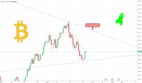 BTCUSD: Hope the bear market will end this month