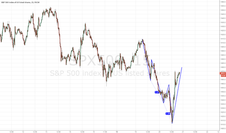 SPX500: 3 Drives on the 15 that caused the pop....