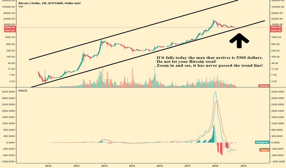 BTCUSD:  The past could not be denied!