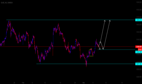 XAUUSD: GOLD 60M Possible Direction