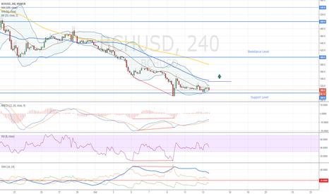 BCHUSD: Bitcoin Cash Bullish Divergence