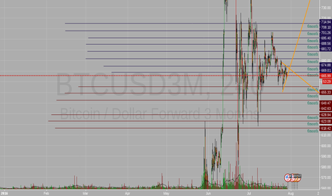 BTCUSD3M: Enjoying the Bear?
