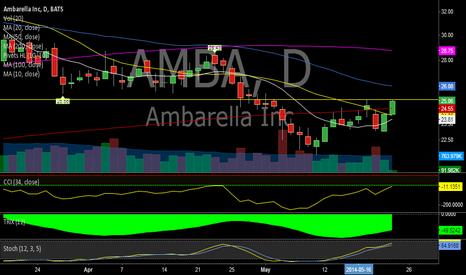 AMBA: $AMBA
