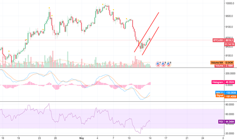 BTCUSD: BTC is looking good for the next week