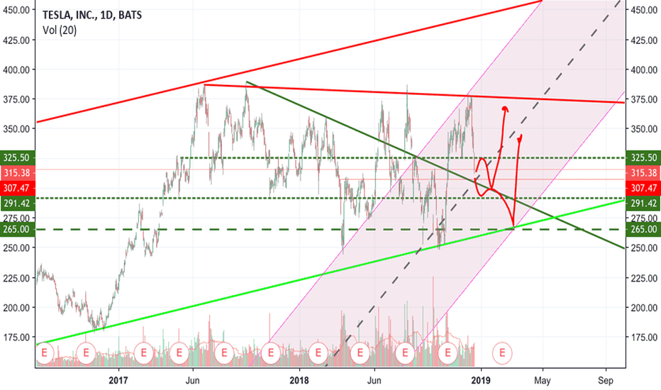 TSLA: tsla short term prediction