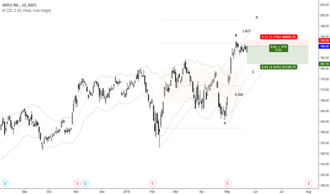 AAPL: APPLE Looking For A Pullback