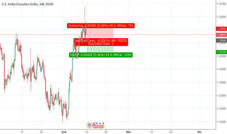 USDCAD: USDCAD SELL YTD
