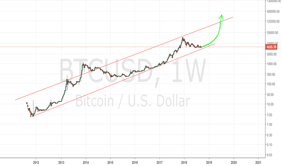 BTCUSD: Bear time is near to end