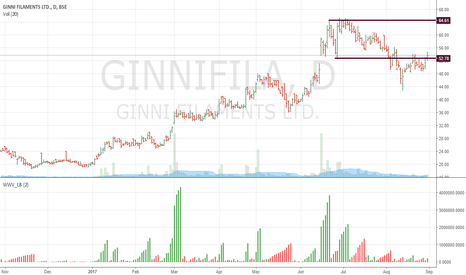 GINNIFILA: Low Risk Entry : Ginni Filaments