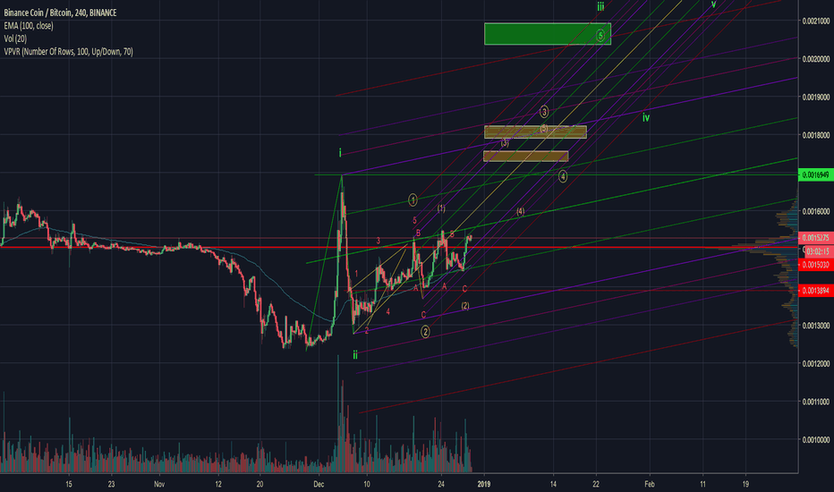 BNBBTC: BNB looking strong at the moment