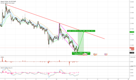 XRPUSD: FLAG Appeared - bulls to come