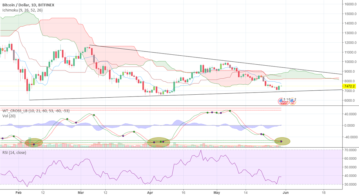 Bitcoin Daily - Lazy Bears