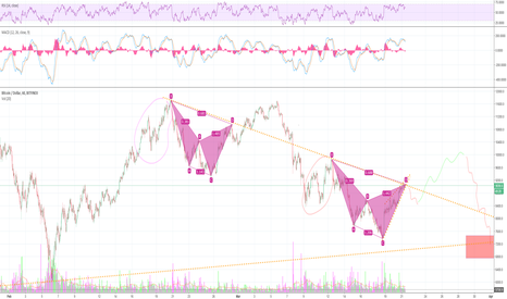 BTCUSD: Similarities and Speculation