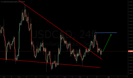 USDCAD: This week long