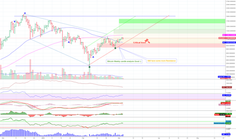 BTCUSDT: Bitcoin Price Weekly Analysis and Daily