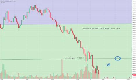 BTCUSD: BTC Down & Up (MàJ2)